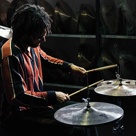 Istanbul Cymbals / Yussef Dayes